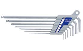 日本HOZAN宝山W-110/L型长柄球扳手组
